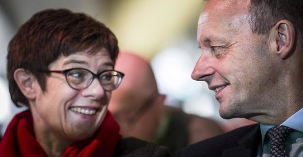 Marten stone over Nahles and AKK : professional politicians are the Problem of politics
