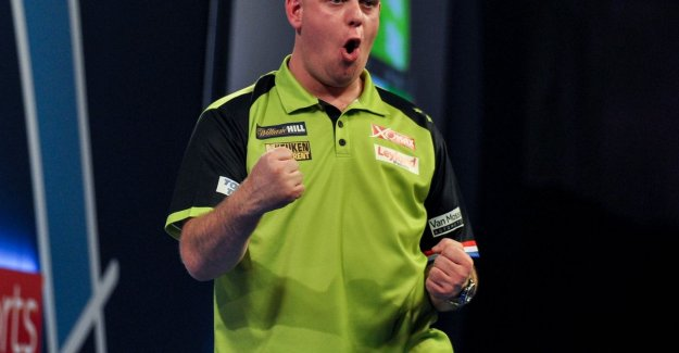 Matchless Van Gerwen will position itself for fourth world cup final