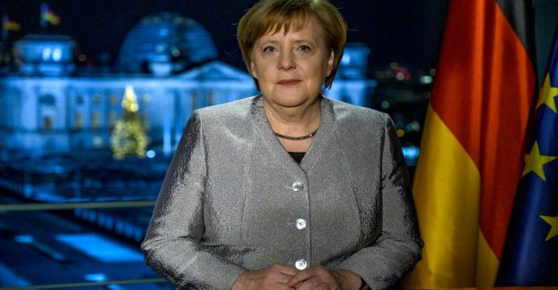 Merkel in new year's speech: We will fight for global solutions
