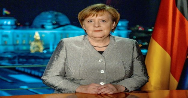 Merkel recalls on international cooperation in new year speech - wants Germany to take more responsibility: Germany must stand firm