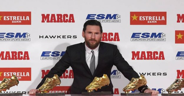 Messi confirms Cristiano-need: Real-downturn does not surprise me