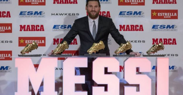 Messi smashes records again: But here, failed he in the year