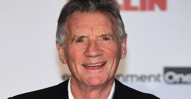 Michael Palin : Monty Python Star will receive the knight would