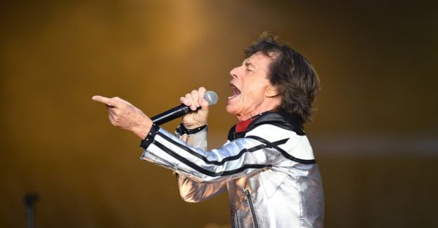 Mick Jagger 23-year-old dear changed man - a new younger babe is a billionaire and Jagger lookalike