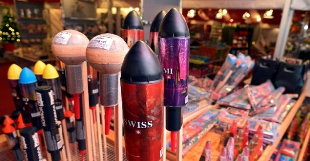 Migros Aare sold no fireworks more