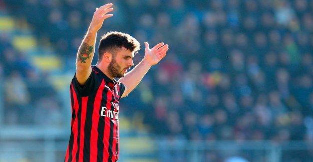 Milan måltorka up in 379 minutes
