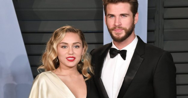 Miley Cyrus has probably married
