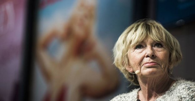 Mimi Jakobsen after the Red Child-firing: - the Arrow is pointing on the board of directors