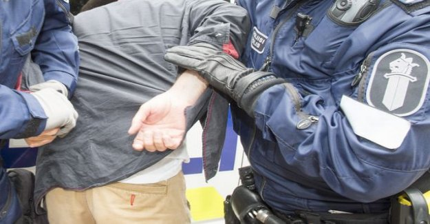Minors happening the outbreak of a mass fight: even pepper spray did not stop the trouble, the number of youth injuries
