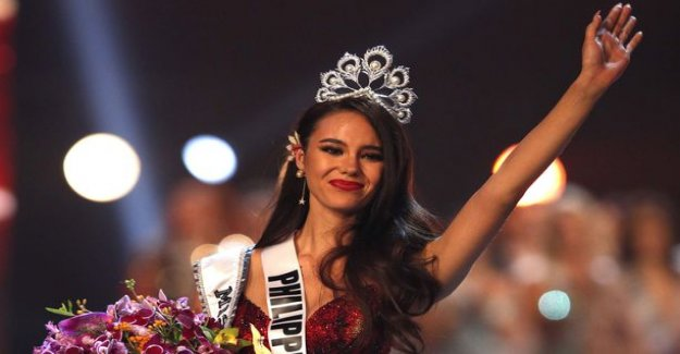 Miss Universe was crowned – was won by Miss Philippines