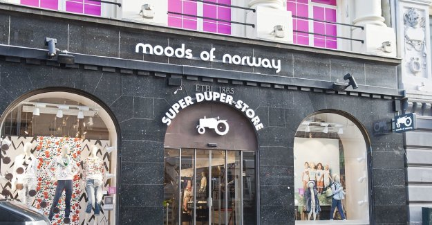 Moods of Norway sell Brandstad