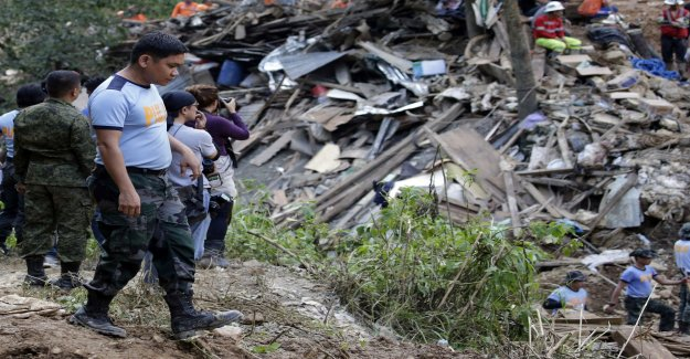 More dead after storms in the Philippines