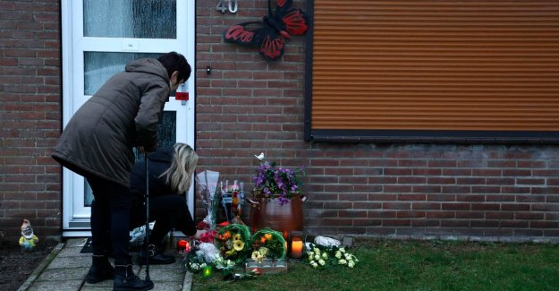 Mother of 33-year-old woman from Sint-Niklaas that was stabbed released again, absence of crime