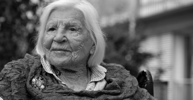 Munich's Oldest has died with almost 110 years