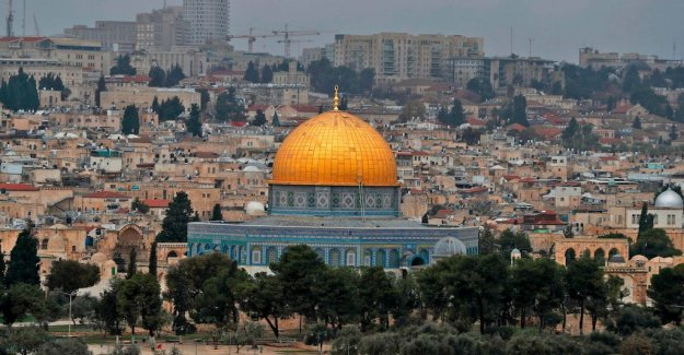 Nathan Shachar: the Palestinians of Australia's decision as a betrayal
