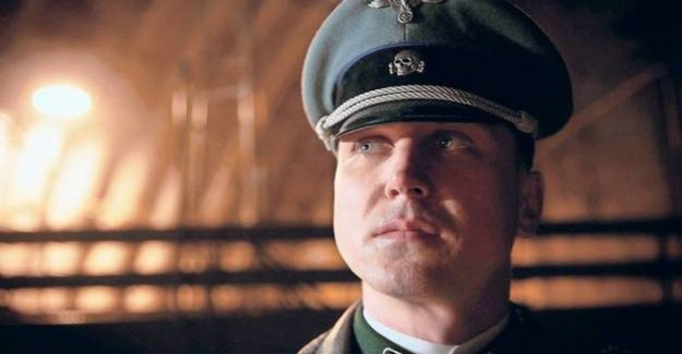 Nazi series SS-GB : Lars Eidinger is convincing as a Nazi in the UK