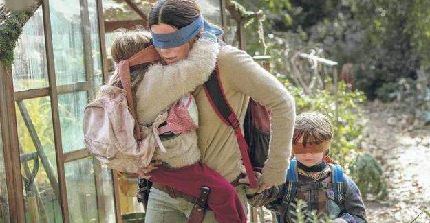 Netflix movie with Sandra Bullock : if you look, dies