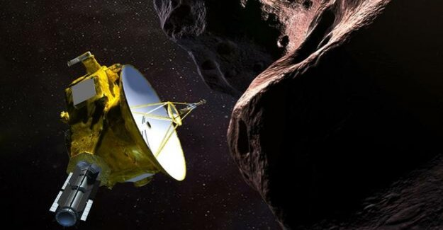 New Horizons : A Meeting further away than ever