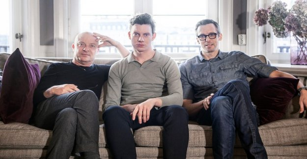 New Jonas Gardell-series opens the Swedish tv the year