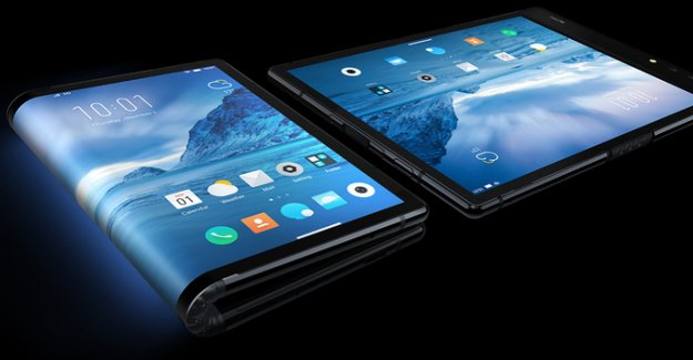 New from Samsung & co.: Foldable Smartphone Displays become a reality