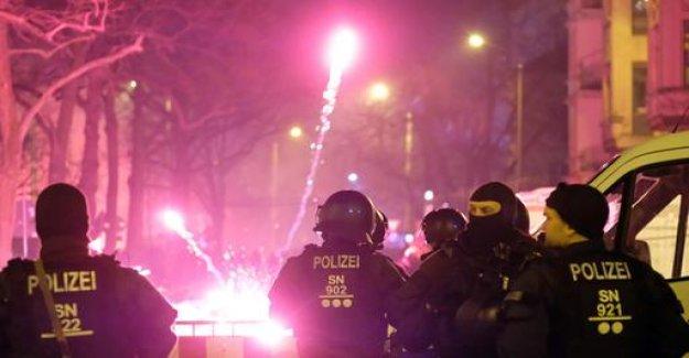 New year's eve: a warning before the big Bang
