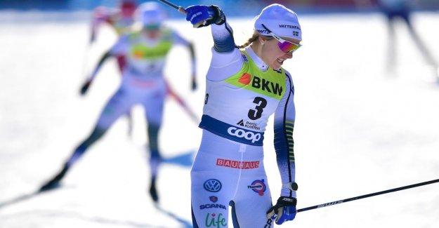 Nilsson won in Davos – Dahlqvist third