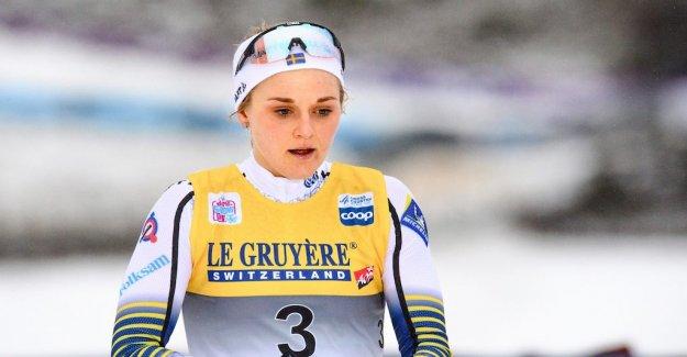 Nilsson's plan – to interrupt the Tour de Ski