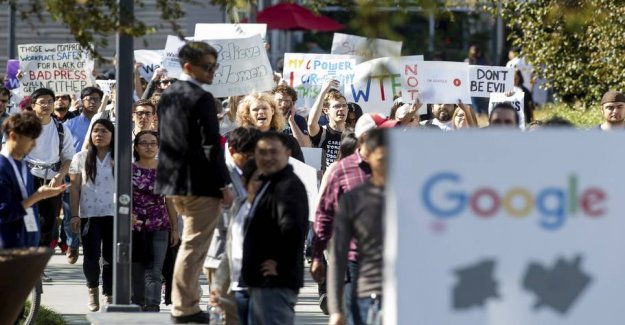 No T-shirts, fat paycheck or freedom: Here is the B-team at Google