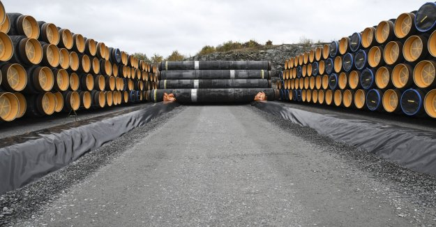 Nord stream in Sweden – can be learned at Österlen