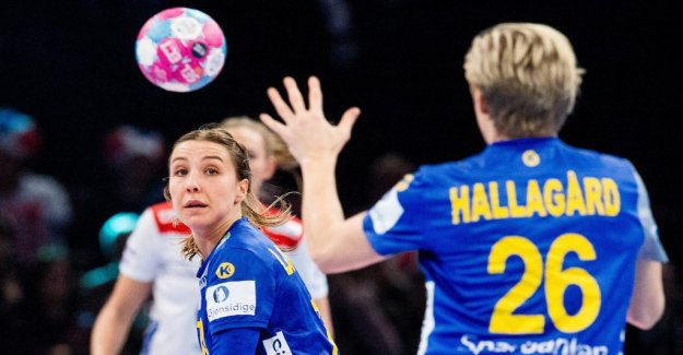Norway outclassed Sweden and took fifth place