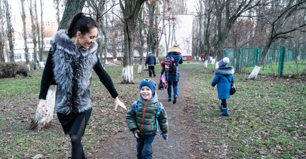 Norwegian families and sailors will help little Timofei and Irina: - I'm overwhelmed by how large the Norwegian hearts are
