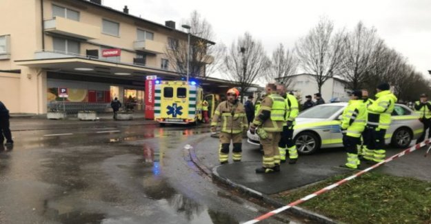 One fatality after a serious traffic accident in Bad Zurzach