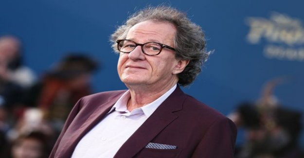 Oscar-award winning actor Geoffrey Rush is accused again of sexual harassment - She danced naked in front of me