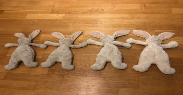 Osku's child has loved to the end, already 9 bunny: He has begun to realize that something happened
