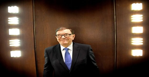 Paavo Väyrynen smile again: a New party came true, and cancer of the Anemone-wife treatment works – between Juha Sipilään still icy