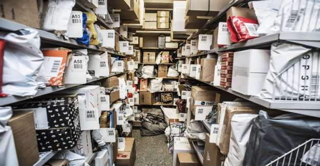 Paketkaos over – the DHL can once again leave out the package