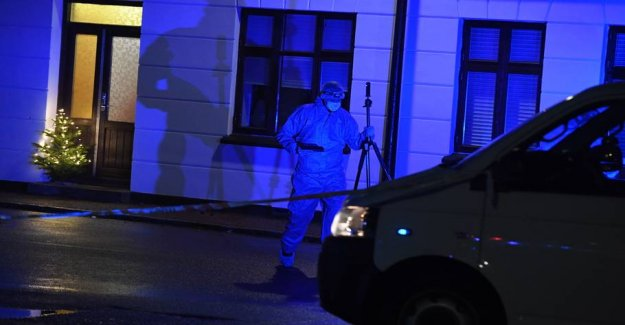Police: A man arrested after suspicious death