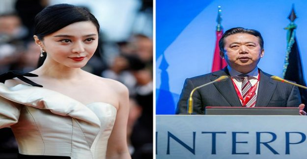 Police work also in 2018 in China: among other things, a movie star, the deputy minister and #metoo-activist disappeared in mysterious circumstances