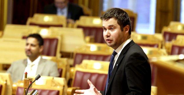 Pollestad alerts political trouble if not Siv Jensen intervenes
