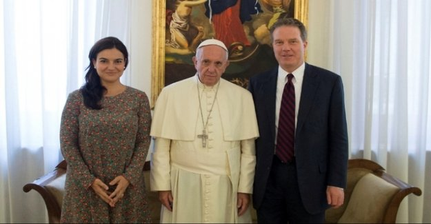 Pope speaker assigns to a surprisingly