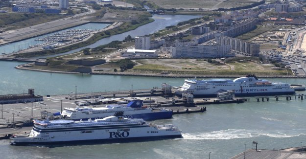 Preparations for Chaos-Brexit: UK government, Bay ferries