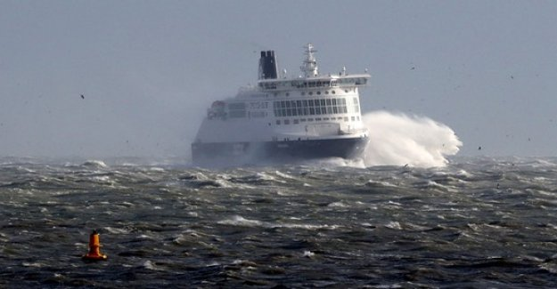 Prepare for Chaos-Brexit: UK government, Bay ferries