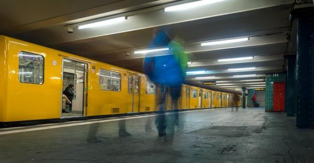 Public transport in Berlin : Despite closures, no rail replacement transport for U2 and U3