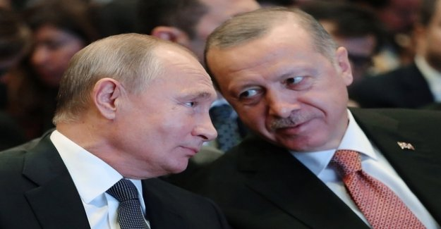 Putin and Erdogan votes in the future of Syria-from