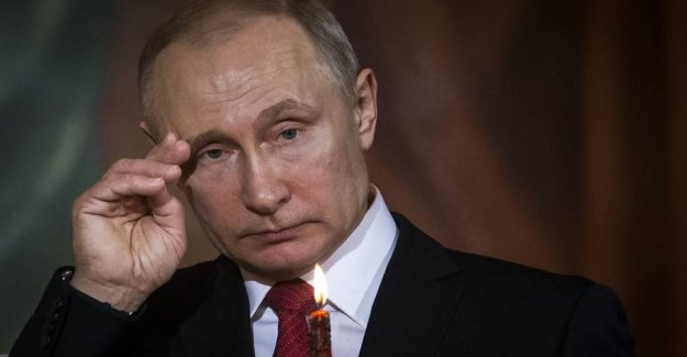 Putin flirts with Trump and Assad