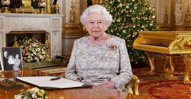 Raging over the queen's speech: - She is living too lavishly