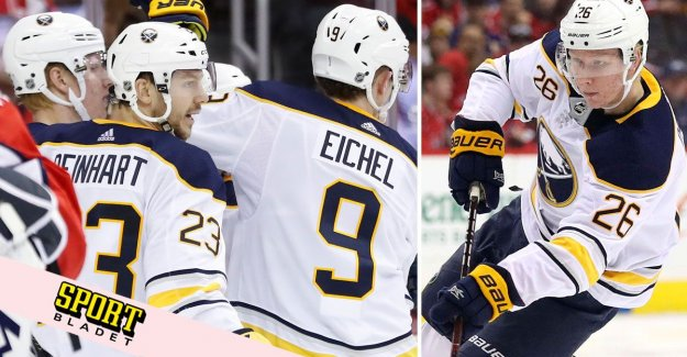 Rasmus Dahlin's success – becomes the fifth youngest ever