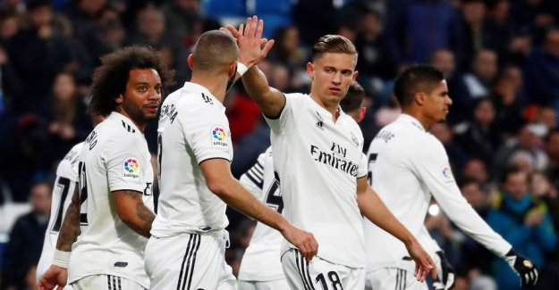 Real Madrid close on the new failure against bundhold