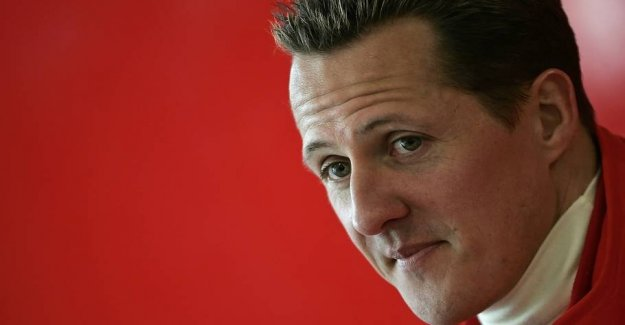 Rescuer reveals: It could have saved Schumacher