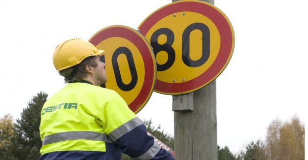 Research: Too low speed limits increase accidents